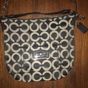 Vintage coach purse.